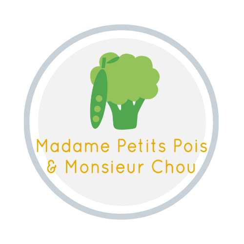 Madame Petit Pois et Monsieur Chou