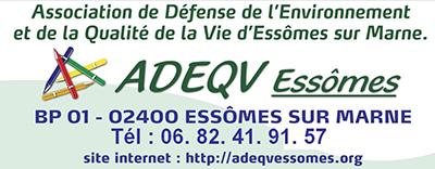 Logo de l'association ADEQV